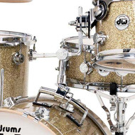 DW DWCP7771 Retro-Style Bass Drum Single Tom Mount