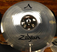"Zildjian 15"" A Custom Crash Cymbal Brilliant"