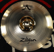 "Zildjian 18"" A Custom Crash Cymbal Brilliant"