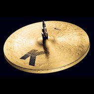 "Zildjian 14"" K Light Hi Hat Cymbal Pair"