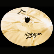 "Zildjian 17"" A Custom Crash Cymbal Brilliant"