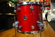 DW Performance Series 12x14 Floor Tom - Candy Apple