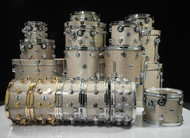 DW Broken Glass Collector's Series Maple Drums Shell Bank