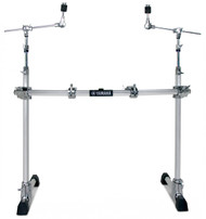Yamaha's original Hexrack system amazed percussionists the world over with its forward-thinking design and amazing versatility. To take it to the next level, Yamaha listened closely to user feedback, consulted with staff artists, and went back to a clean slate to build and all new system one that delivers flexibility and strength even greater than before. A refined clamp system features a new design that provides drummers with infinite possibilities and flexibility. The Hexrack II also offers compatibility with the original Hexrack system, so owners of the original can use what they have with the new system. This drum rack setup also includes two cymbal boom arms for a quick and robust setup.