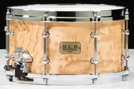 Tama SLP G-Maple 7x13 Snare Drum Satin Tamo Ash