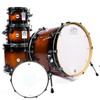 DW Design Series Drum Set 22/10/12/16/14 - Tobacco Burst