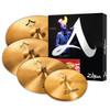 """Zildjian A Zildjian Series Cymbal Pack Free 18"""" Crash"""