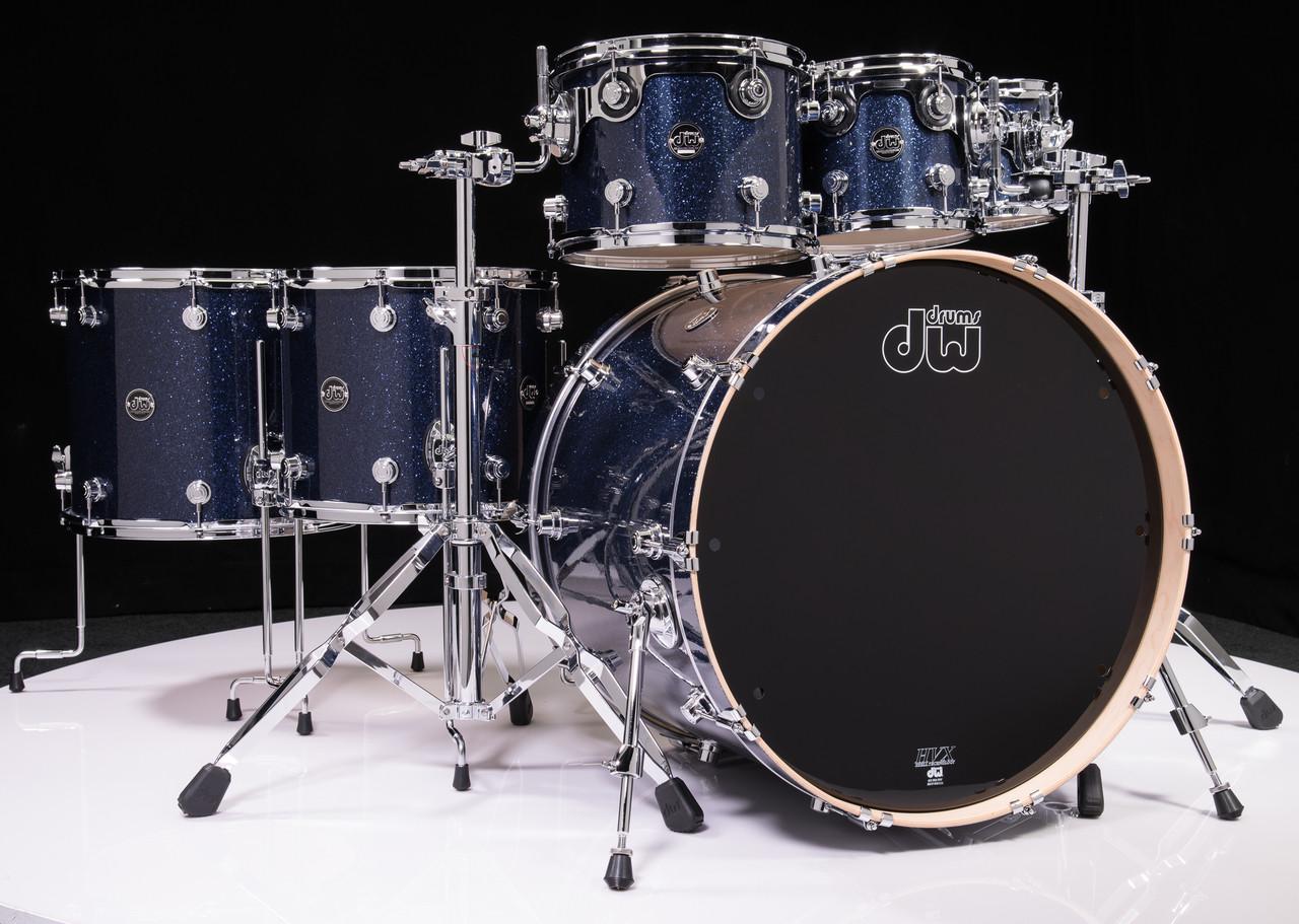 dw performance series 6pc kit indigo glass 8 10 12 14 16 22. Black Bedroom Furniture Sets. Home Design Ideas
