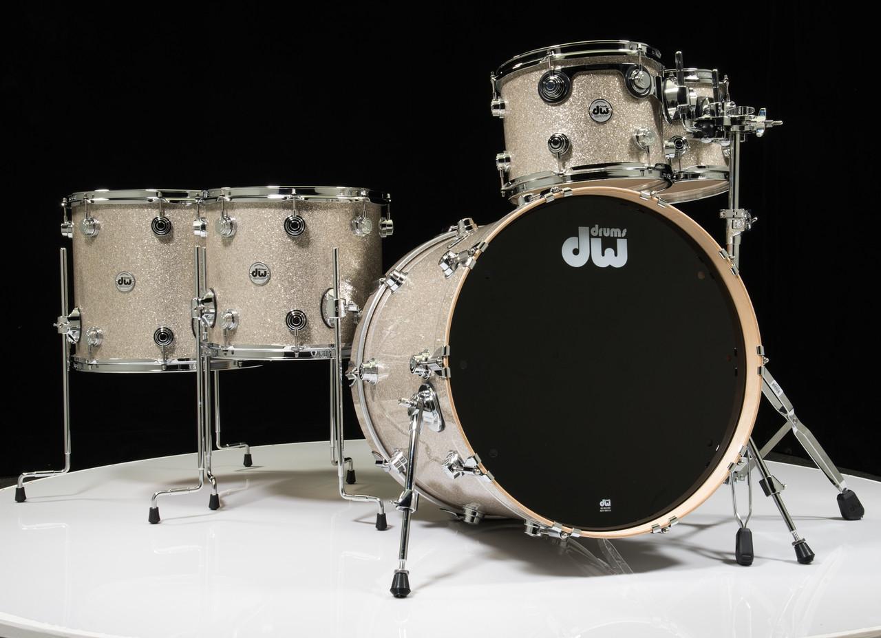 DW Drums sets Drum Workshop Collectors Pure Oak 10, 12