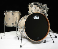 DW Collector's Series 4pc Maple/Mahogany Broken Glass 10/12/16/22 - Front