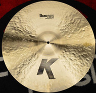 "Zildjian 20"" K Dark Thin Crash"