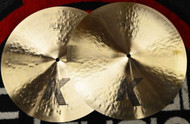 "Zildjian 16"" K Light Hi-Hat Pair"