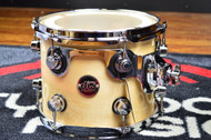 DW Performance Series 8x10 Tom - Natural Lacquer