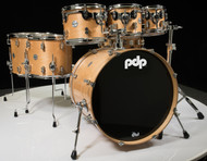 PDP Concept Maple 7pc Shell Pack - Natural Lacquer