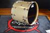 DW Collector's Series Bass Drum 16x22 - Broken Glass