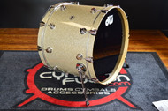 DW Collector's Series Bass Drum 16x22 - Broken Glass