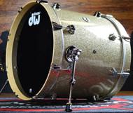 DW Collector's Series Bass Drum 18x20 - Broken Glass