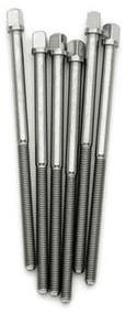 DW STAINLESS TENSION ROD M5-.8x3.75 in (6pk)