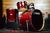 Yamaha Stage Custom Cranberry Red 5pc Shell Pack