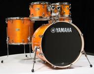 Yamaha Stage Custom Honey Amber 5pc Shell Pack