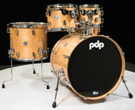 PDP Concept Maple Natural 5pc Shell Pack