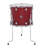 DW Performance Series 16x18 Floor Tom - Candy Apple