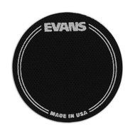 Evans Black Nylon Bass Drum Patch EQPB1 2-pack