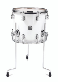 PDP Concept Maple Pearlescent White Tom - 12x14