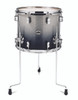 PDP Concept Maple Silver to Black Fade Tom - 12x14