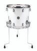 PDP Concept Maple Pearlescent White Tom - 14x16