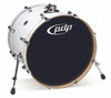 PDP Concept Maple Pearlescent White Bass Drum - 18x22