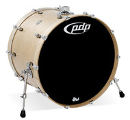 PDP Concept Maple Natural Bass Drum - 18x24