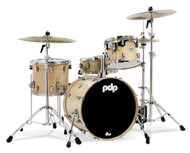 PDP Concept Maple 4pc Shell Pack Natural Lacquer