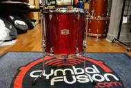 Yamaha Stage Custom 14x13 Floor Tom Cranberry Red