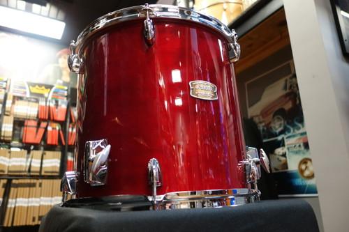 Yamaha Stage Custom 18x16 Floor Tom Cranberry Red