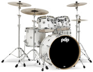 PDP Concept Maple 5pc Drum Kit - Pearlescent White