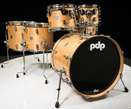 PDP Concept Maple 6pc Shell Pack - Natural Lacquer