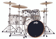 PDP Concept Maple 6pc Shell Pack - Pearlescent White