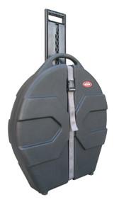 "SKB 1SKB-CV24W ATA 24"" Cymbal Vault with handle & wheels"