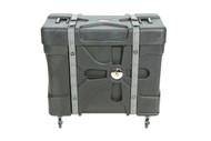 SKB 1SKB-TPX2 Trap X2 Drum Hardware Case w/built-in Cymbal Vault