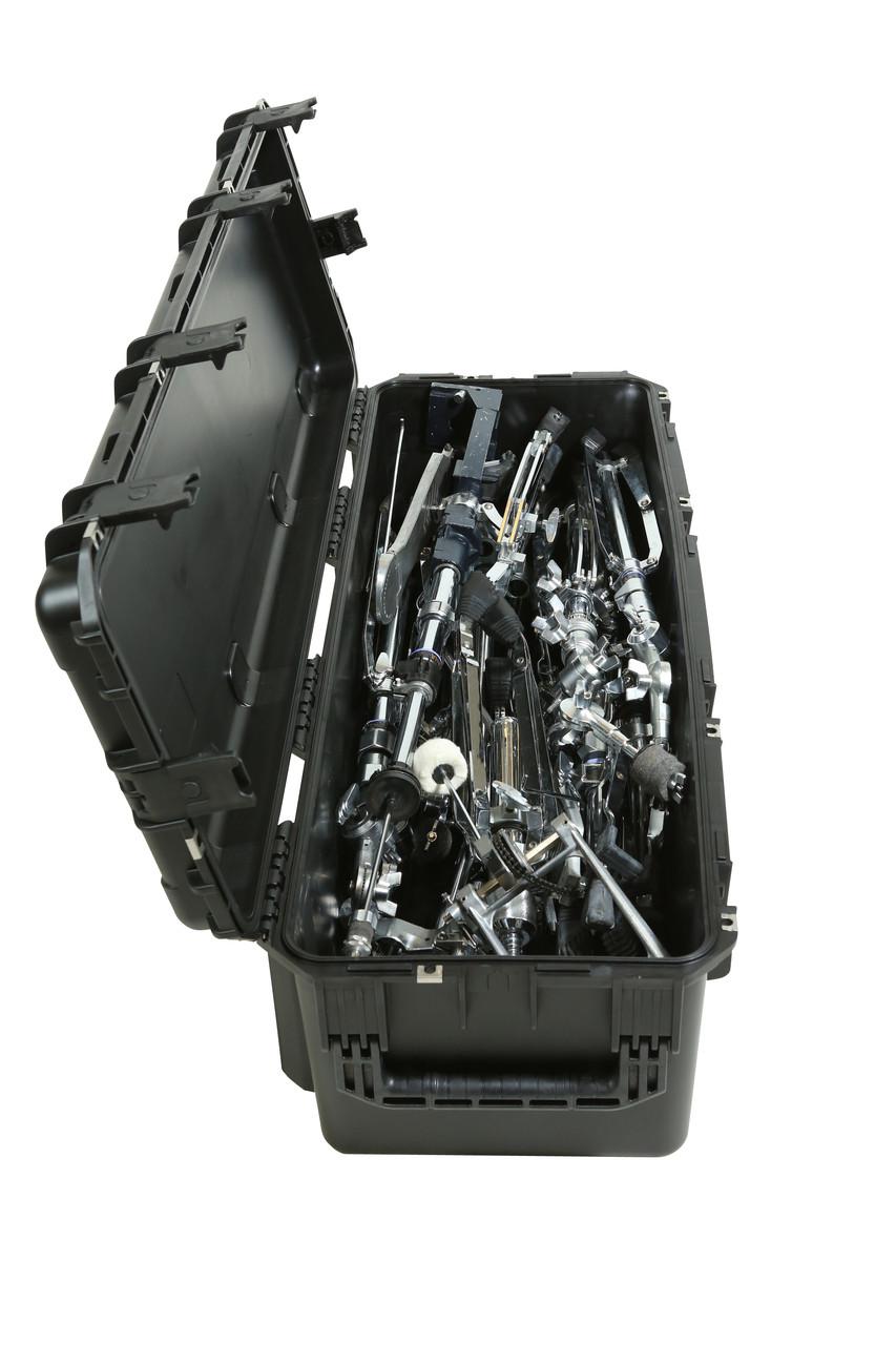 skb large drum hardware case with handle wheels. Black Bedroom Furniture Sets. Home Design Ideas