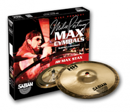 Sabian HH 2-Piece High Max Stax Cymbal Pack - Brilliant