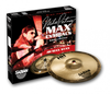 Sabian HH 2-Piece High Max Stax Pack (Low Pitch Brilliant)