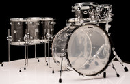 DW Acrylic Design Series Drum 6pc Set