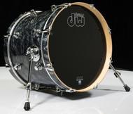 DW Performance Series 14x18 - Black Diamond - Front Angle