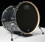 DW Performance Series 18x22 - Black Diamond - Front Angle