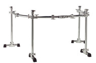 Gibraltar Chrome Series 4 Post Curved Rack