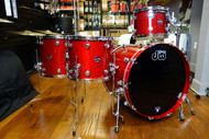 DW Performance Drum Kit Candy Apple Red 12/14/16/22