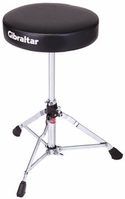 Gibraltar 5608 Round Vinyl Throne