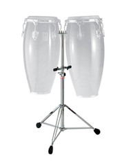 Gibraltar 9517 Double-Braced Dual Conga Stand